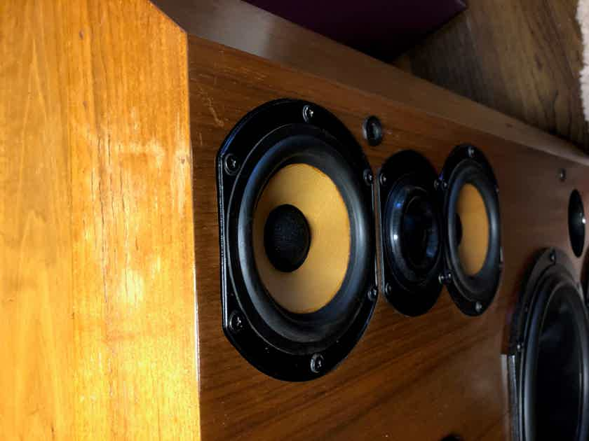 B&W (Bowers & Wilkins) 808: Rare & extraordinary speakers priced to sell