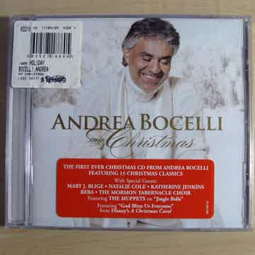 Andrea Bocelli - My Christmas 2009 SEALED CD Compact D...