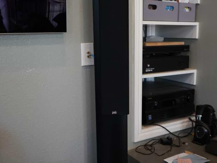 PSB VS300 Center Channel Black Excellent