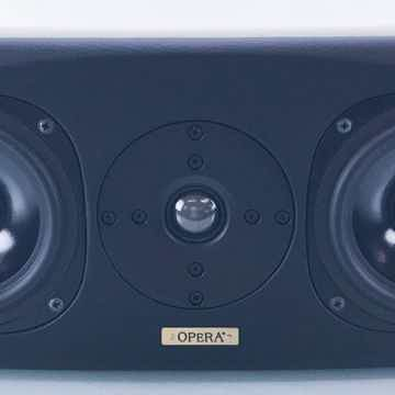 Opera Centrale Center Channel Speaker