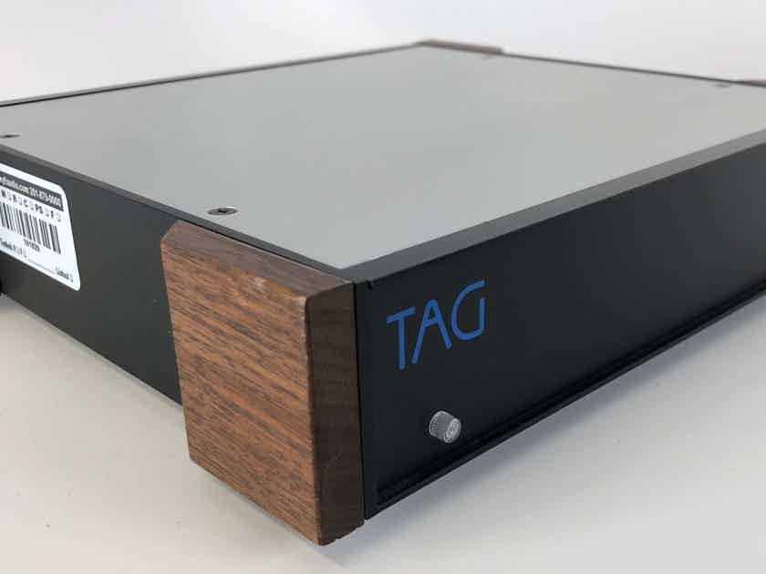 TAG (Technik Avant Garde) Audio Powerline Purifier - Black Chassis
