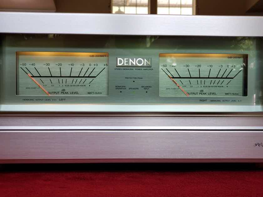 Denon POA-3000RG / PRA-2000RG Matched Set
