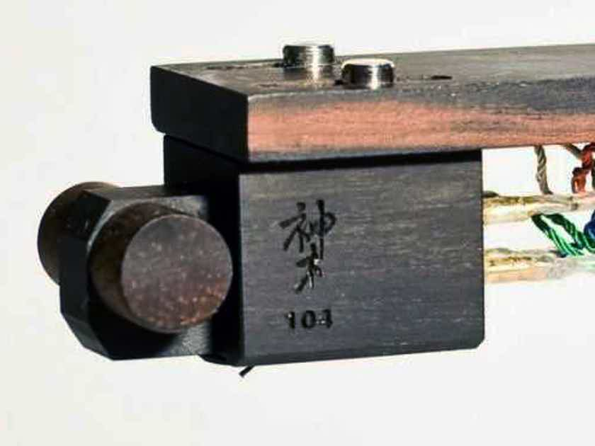 Shun Mook Audio Reference 3 MC Phono Cartridge - BRAND NEW - made in California