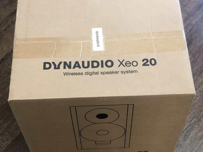 Dynaudio Xeo 20 Wireless  unopened NIB w/Warranty