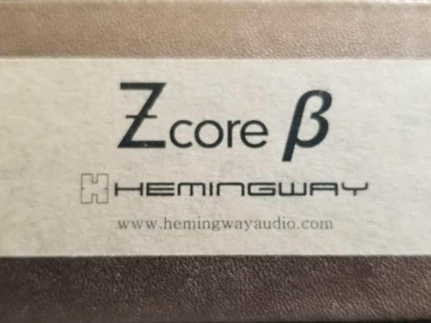 Hemingway Audio Z-Core