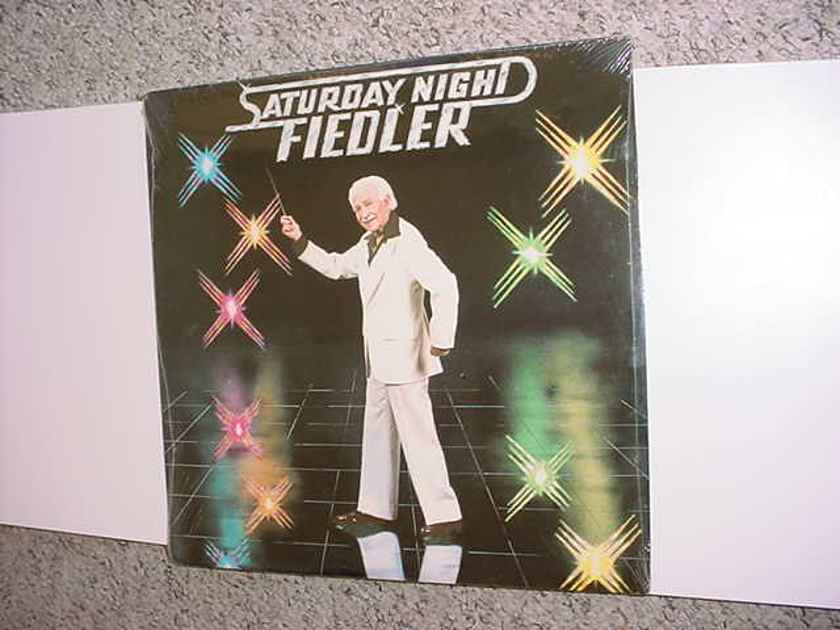 SEALED Saturday night Fiedler LP RECORD