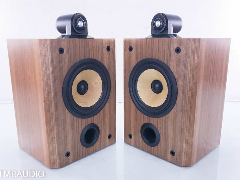 B&W Matrix 805 Bookshelf Speakers Maple Pair (14955)