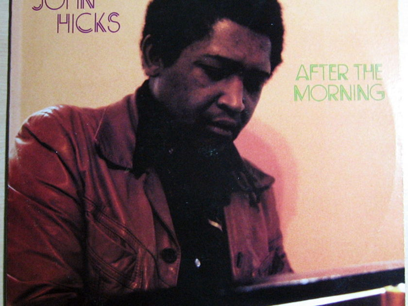 John Hicks - After The Morning -  West 54  WLW 8004