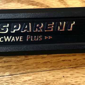 Transparent Audio MusicWave Plus