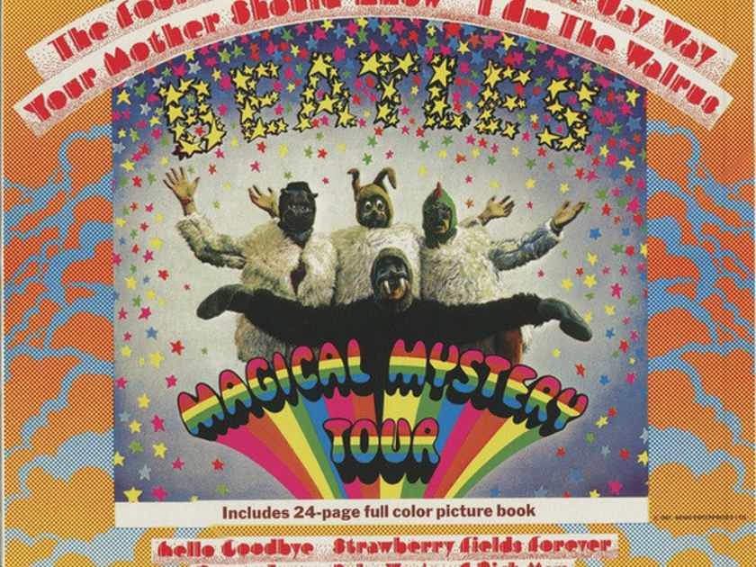 The Beatles Magical Mystery Tour - Mono, 180 gram vinyl