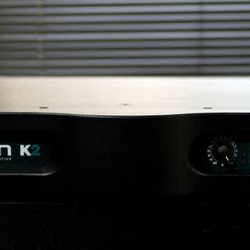 CROWN K2 AMPLIFIER