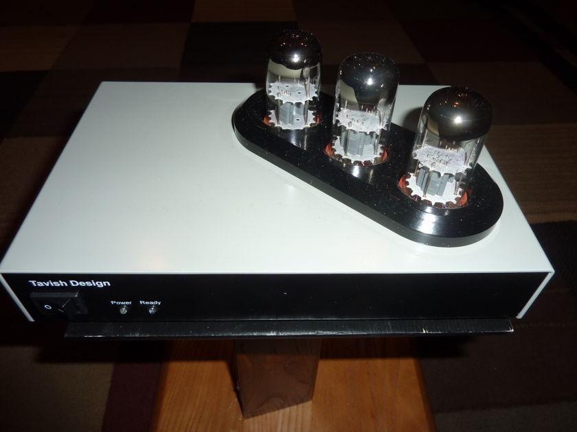 Tavish Design 6SL7  MM/MC phono stage w/ Tung Sol reissue 6SL7GT tubes