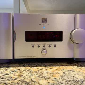 Simaudio MOON CP-8 surround sound Processor/Preamplifie...