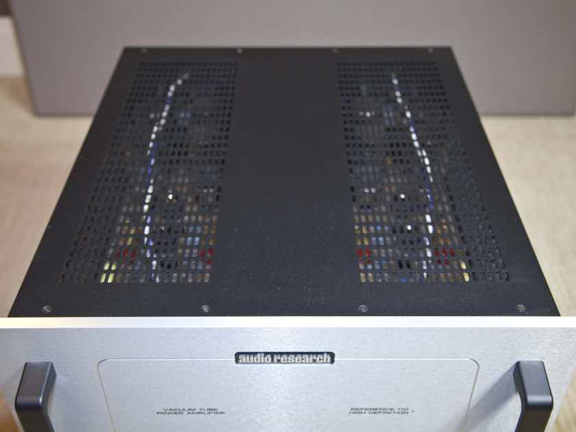 Audio Research Reference 110 Stereo Power Amp Superb!