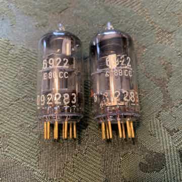 Siemens 6922 E88CC