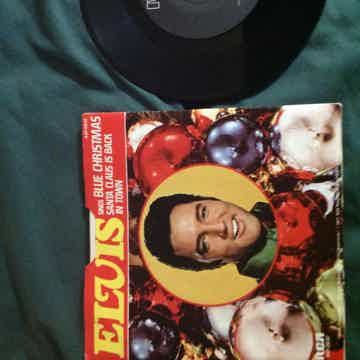 Elvis Presley - Blue Christmas/Santa Claus Is Back In T...