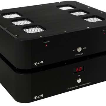AYON AUDIO SPHERIS PHONO TUBE