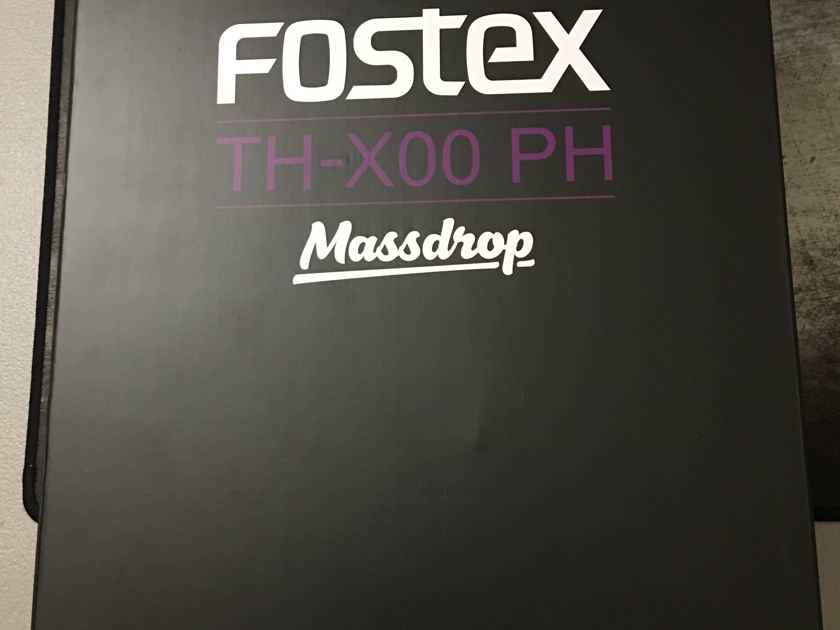 Fostex TH-X00 Purpleheart Like New