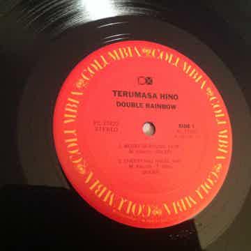 Terumasa Hino Double Rainbow Columbia Records CX Encode...
