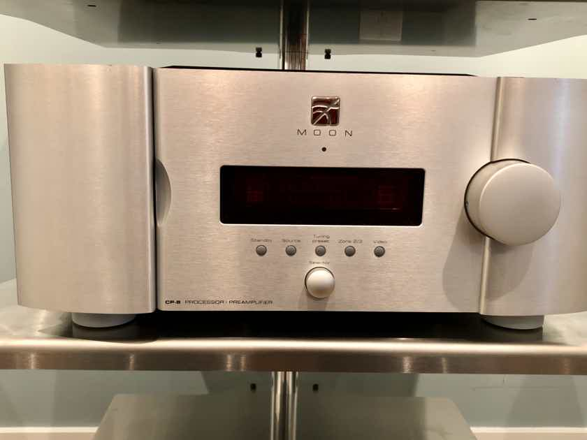 SIMAUDIO MOON CP-8 REFERENCE - ON SALE!