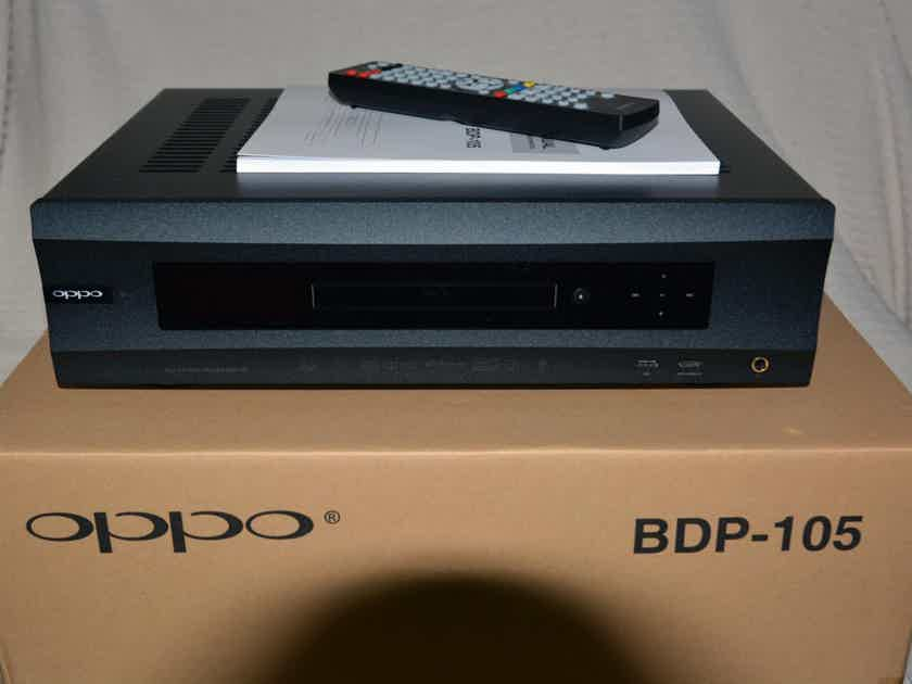 OPPO 105D Linear Power Supply MOD Service