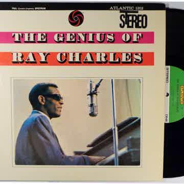 Ray Charles The Genius of Ray Charles
