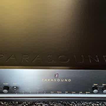 HALO P-5 2.1 stereo pre