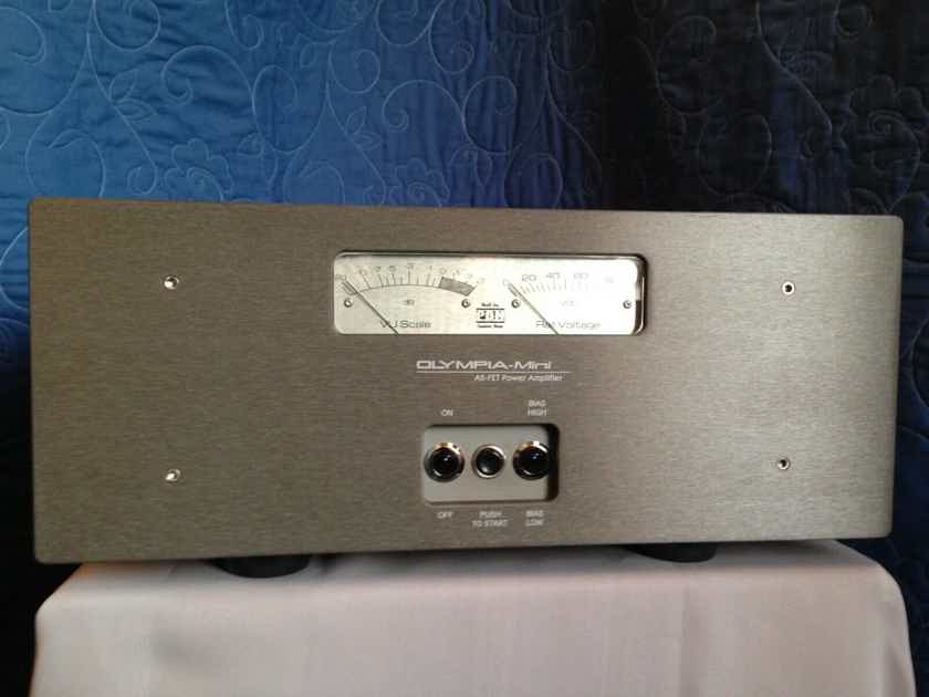 PBN Mini Olympia Power Amplifier - One of Worlds' Most Sought After Audiophile Amplifier !!!