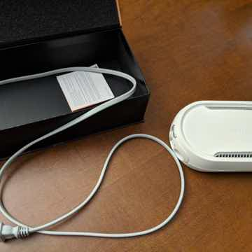 Devialet Silver Phantom Speaker Combo