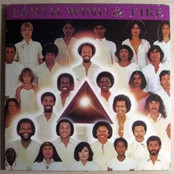 Earth, Wind & Fire -  Faces  - 1980 Columbia KC2 36795