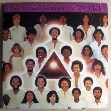 Earth, Wind & Fire  Faces