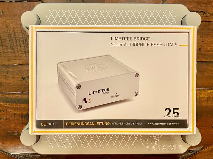 Lindemann Audio - Limetree Bridge With ifi iPower (Price Drop)