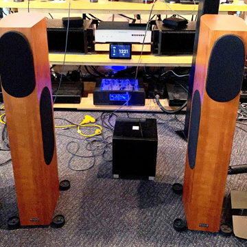 Audio Physic Tempo nicer compact floor standing