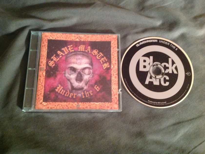 Slave Master  Under The 6 Bill Laswell