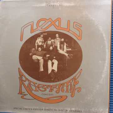 "NEXUS   - ""Ragtime Concert"" -  Umbrella Direct to Disc ..."