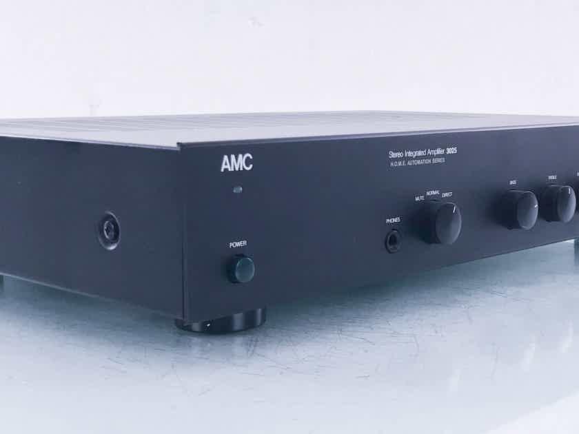 AMC H.O.M.E. 3025 Stereo Integrated Amplifier MM / MC Phono (14401)