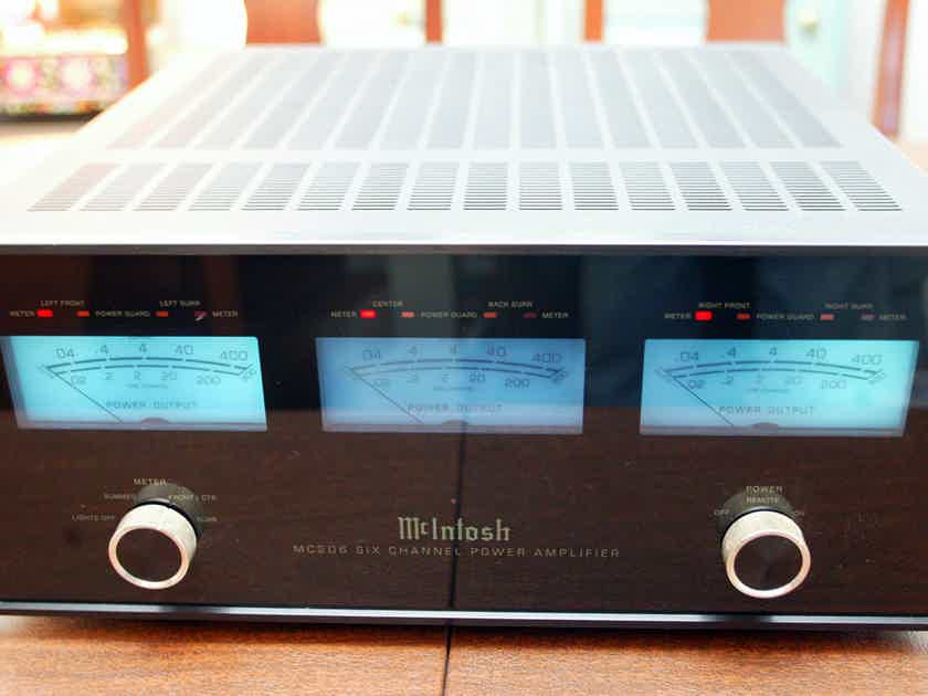 McIntosh MC206 6 Channel Amp