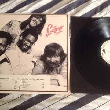 Lips Lips White Label Promo LP Nemperor Records Stanley...