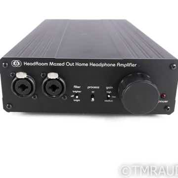 HeadRoom Maxed Out Home Headphone Amplifier (1/4)