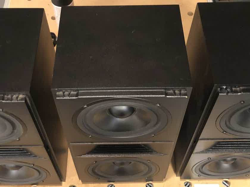 Triad InRoom Gold LCR - Front Three-Piece Home Theater Speaker System - THX Rated