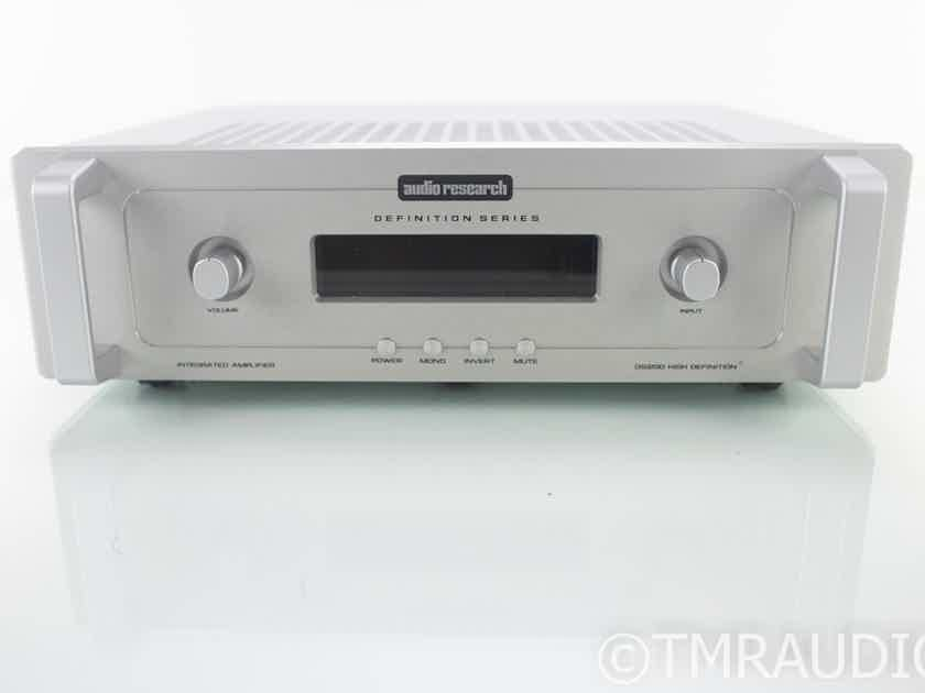 Audio Research DSi200 Stereo Integrated Amplifier; DSI-200; Remote (18671)