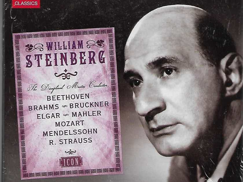 William Steinberg: Icon The Complete EMI Recordings