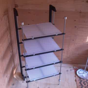 pARTicular Summit isolation platform for heavy turntable