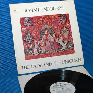 "JOHN RENBOURN   - ""The Lady & The Unicorn"" - Reprise 19..."