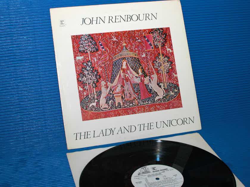"JOHN RENBOURN   - ""The Lady & The Unicorn"" - Reprise 1970 WLP Promo"