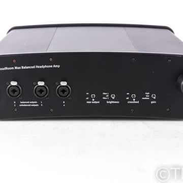 Headroom Max Balanced Headphone Amplifier