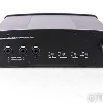 Headroom Max Balanced Headphone Amplifier