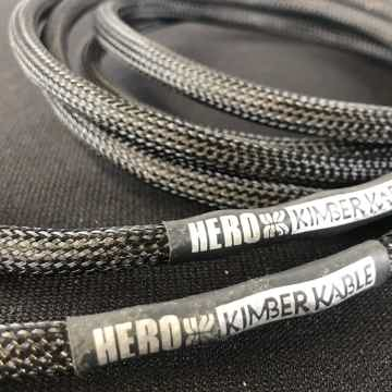Kimber Kable Ascent Series - Hero XLR Cable - 1M