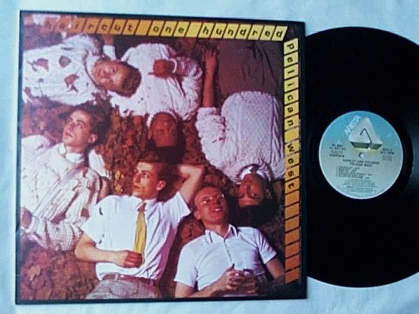 Haircut One Hundred Lp Pelican West Rare Orig 1982 Arista Album