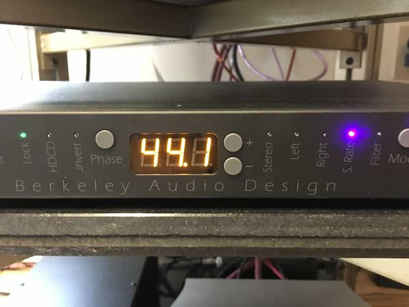Berkeley Audio Design Alpha DAC Series 2 w/MQA
